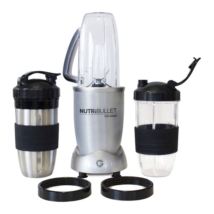 Nutribullet 1200 Series Blender; Silver