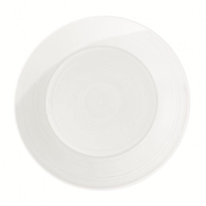 1815 Salad Plate, White