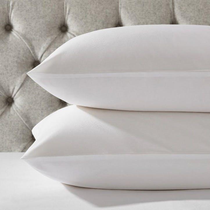 Essentials Egyptian Cotton 200 Classic Pillowcase
