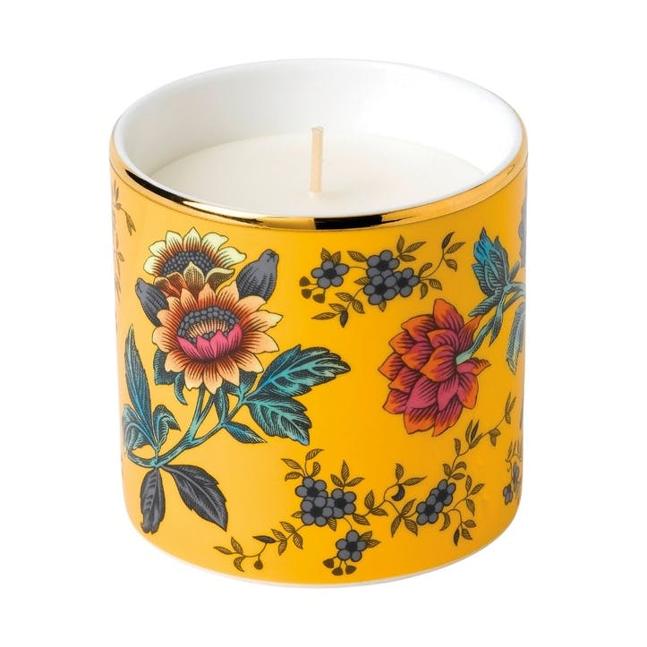 Wonderlust Yellow Tonquin Scented Candle