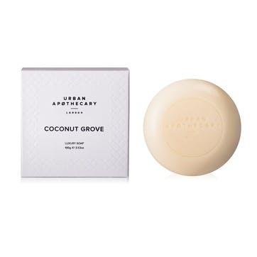 Coconut Grove Luxury Bar Soap, 100g