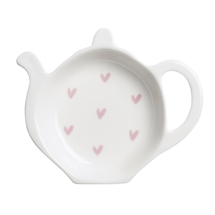 'Hearts' Tea Tidy