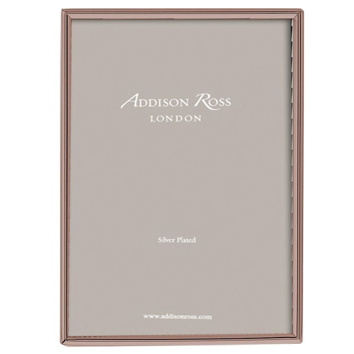 "Rose Gold Thin Photo Frame - 8""x10"""