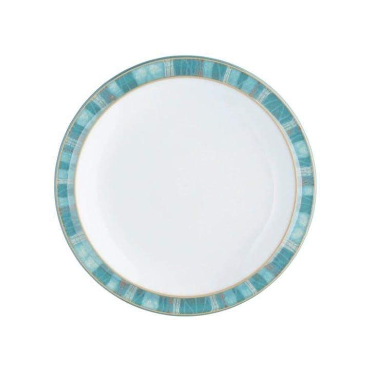 Azure Coast Small Plate, 18.5cm