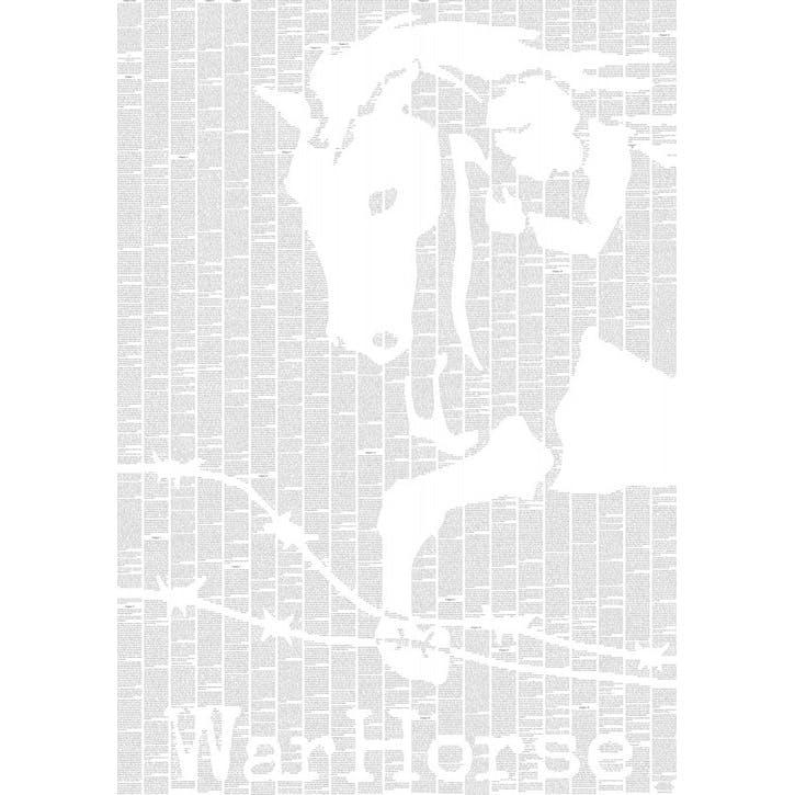 War Horse Print