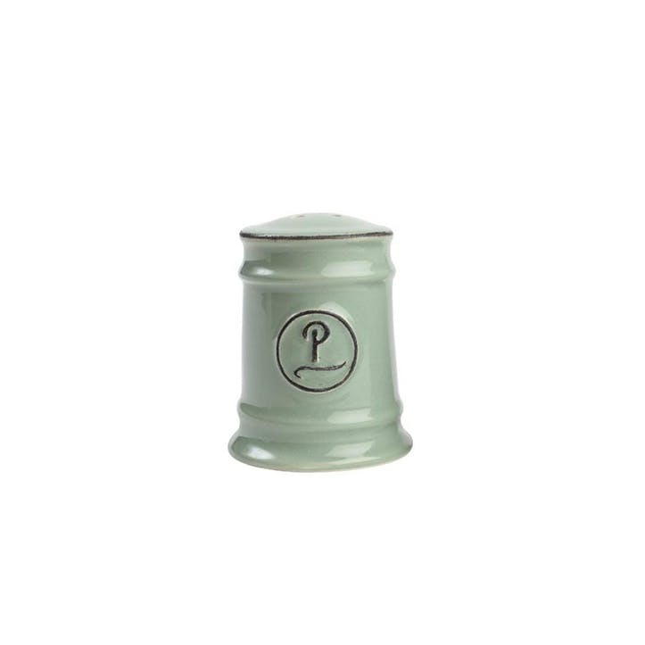 Pride of Place Pepper Shaker, Old Green