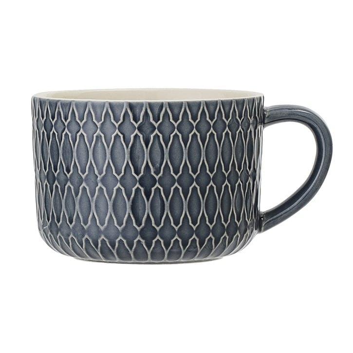 Naomi Patterned Stoneware Mug