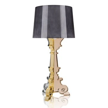 Bourgie, Table Lamp, Multicoloured Titanium