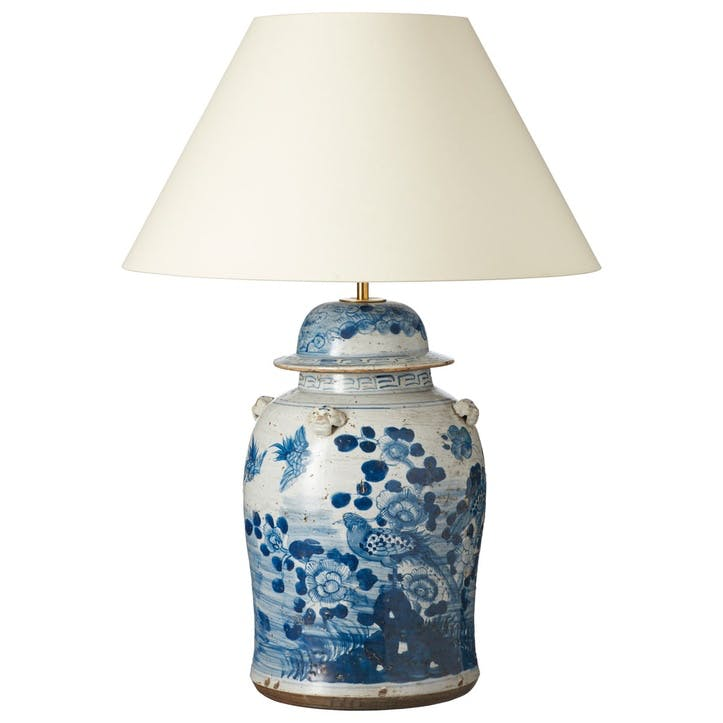 Fenghuang Ceramic Table Lamp