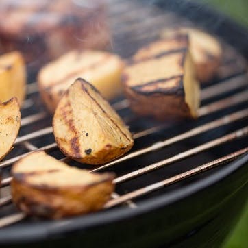 Smokey Joe® Premium Charcoal Barbecue, Black