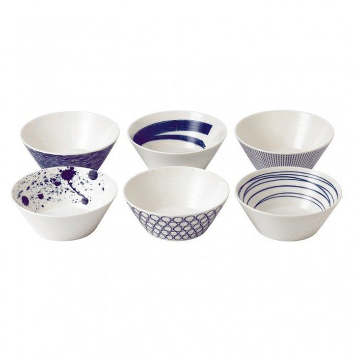 Pacific Cereal Bowl, Set of 6