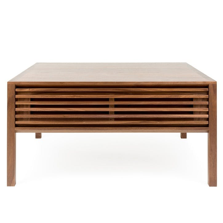 Verona Walnut Coffee Table