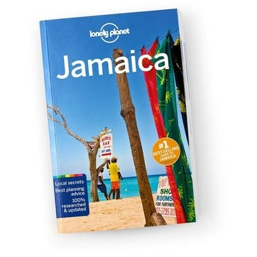 Lonely Planet Jamaica, Paperback
