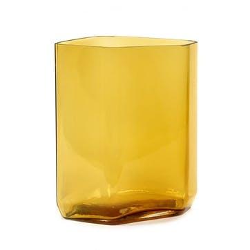 Silex, Large Vase, Yellow