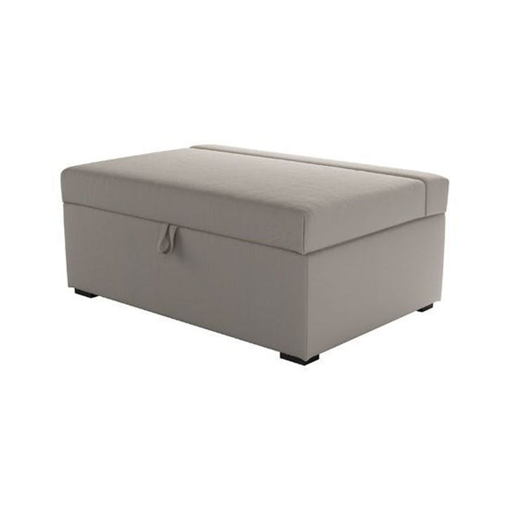 The Henry, Bed In A Box, Stone Brushed Linen Cotton