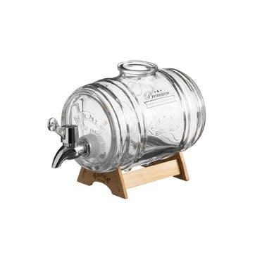 Barrel Dispenser, 1L