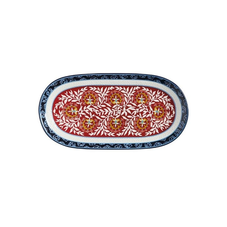 Boho Oblong Platter, Small