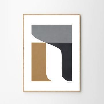 Kesa Laulu - Sheryn Bullis Art Print D50cm x H70cm