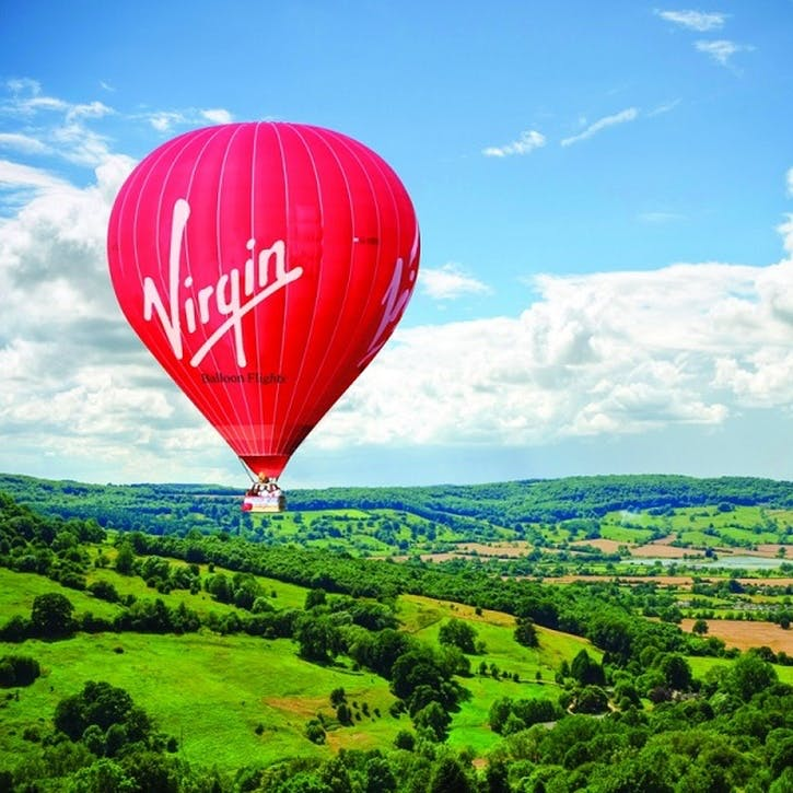 National Celebration Hot Air Balloon Gift Package for Two