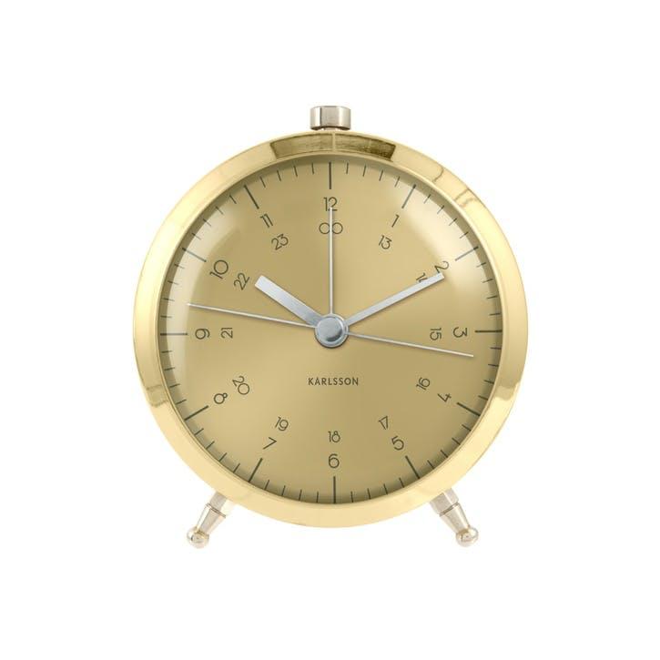 Button Alarm Clock