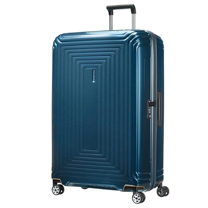 Neopulse Spinner Suitcase, 81cm, Metallic Blue