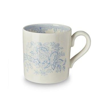 Asiatic Pheasants Mug, 375ml, Blue
