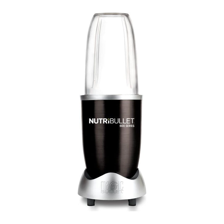 Nutribullet 600, 8-piece Blender; Black