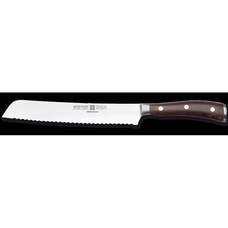 Ikon Bread Knife - 20cm