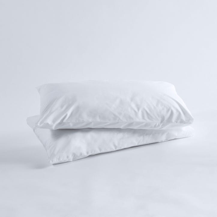 Crisp & Cool Standard Pillowcases, Set of 2