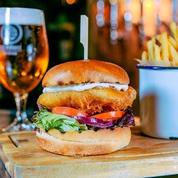 Beer Masterclass with Tastings & Gourmet Burger Meal for Two