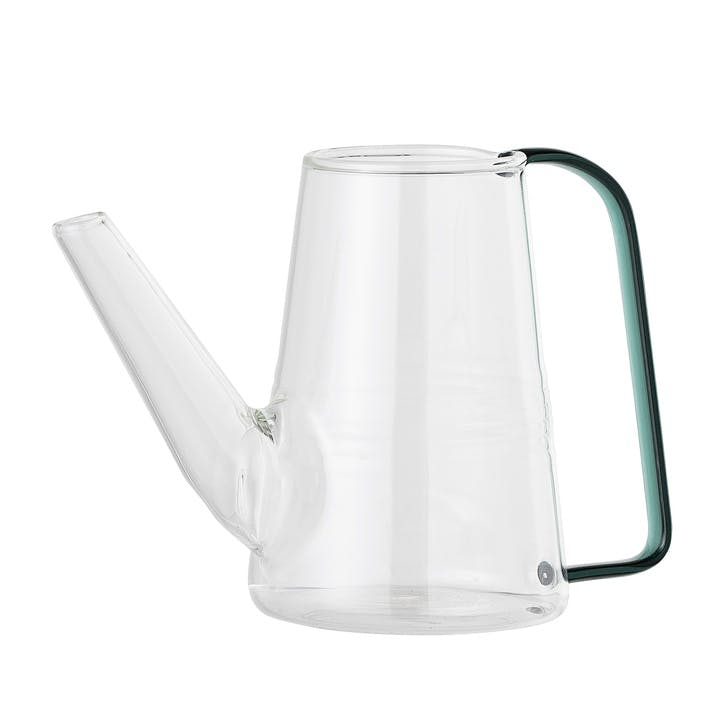 Glass Watering Can Vase