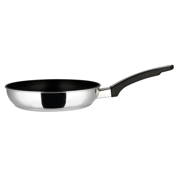 Everyday Stainless Steel Frying Pan, 24cm