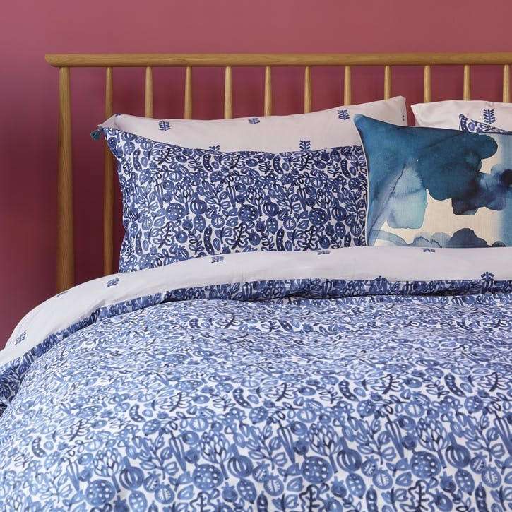 Wee Pomegranate Super King Duvet Set