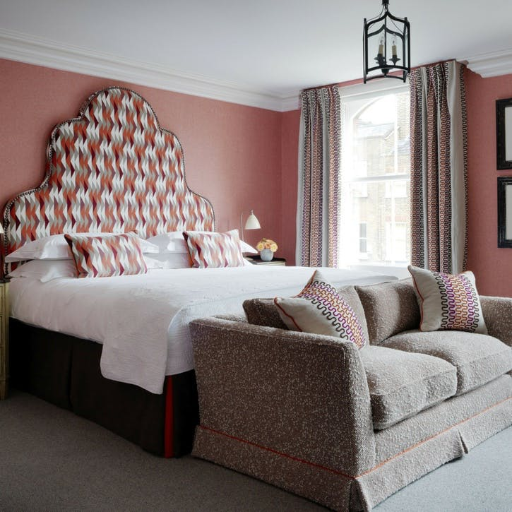 A voucher towards a stay at Charlotte Street Hotel for two, London