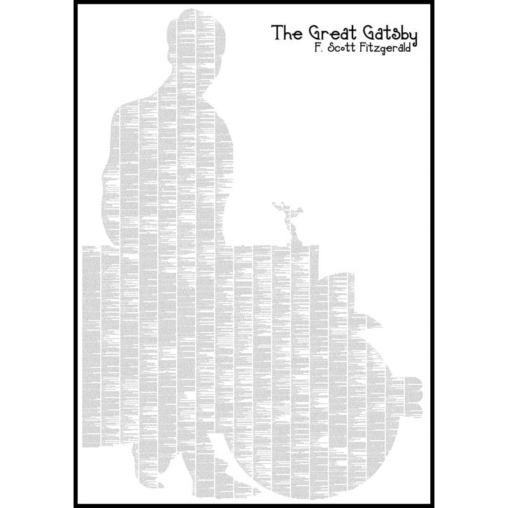 The Great Gatsby Print