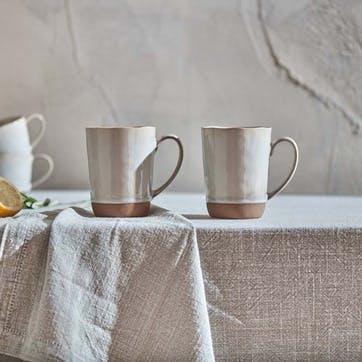 Edo Mug, Terracotta, Large