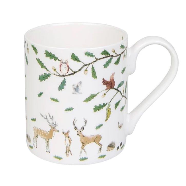 'Woodland' Mug, Large