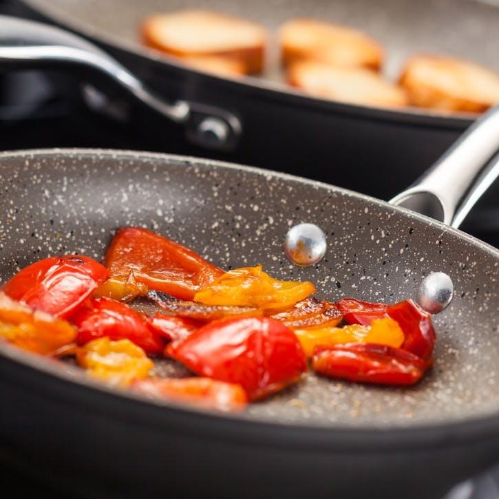 Rocktanium Frying Pan Set, 2 Piece