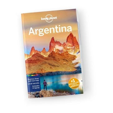 Lonely Planet Argentina, Paperback