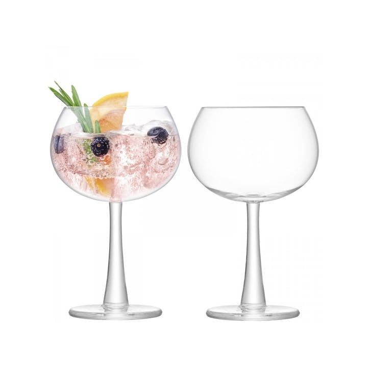 LSA Gin Balloon Glass Set of 2