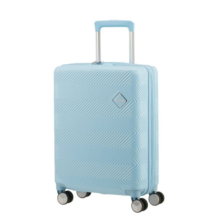 Flylife Spinner Suitcase, 55cm, Soft Mint