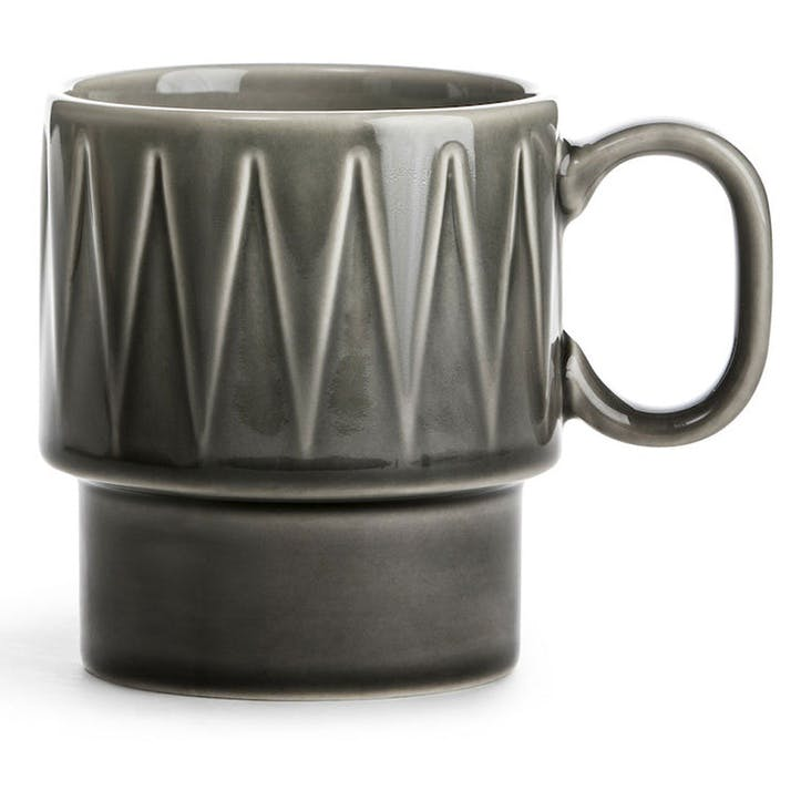 Coffee & More, Mug, 250ml, Grey