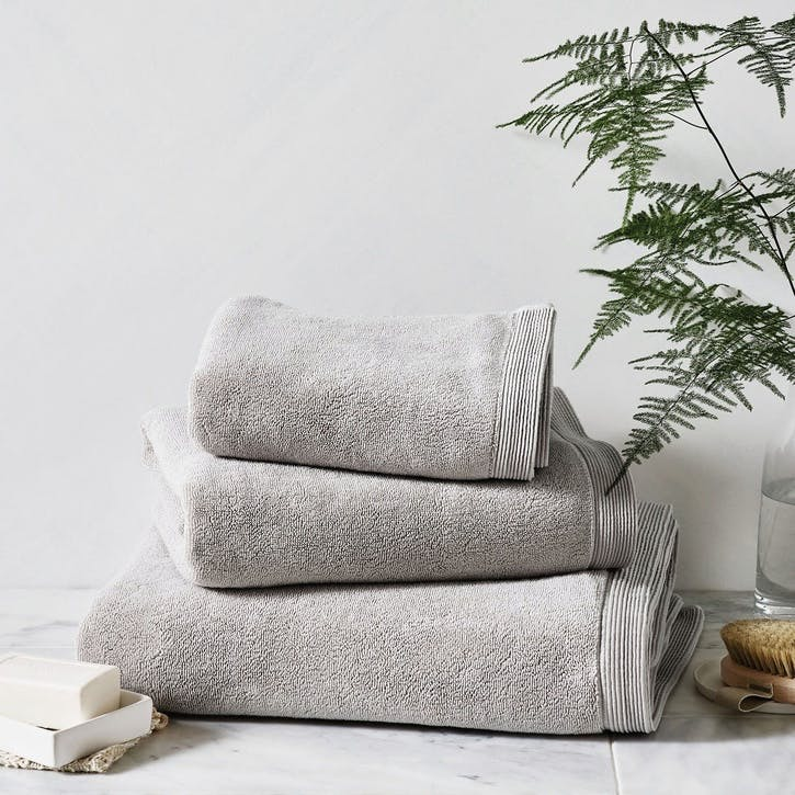 Ultimate Turkish Cotton Bath Sheet, Pearl Grey