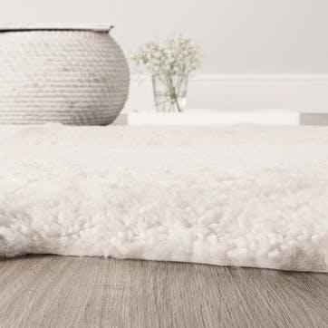 Single Sheepskin Rug, Pearl