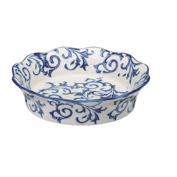 Heritage Individual Pie Dish, Blue, 30cl