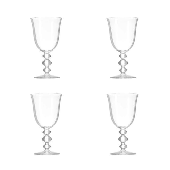 Brummell Acrylic Wine Glasses, Set of 4