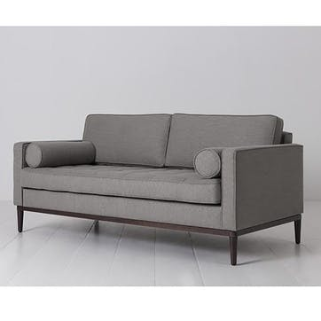 2 Seater Sofa, Model 02, Shadow