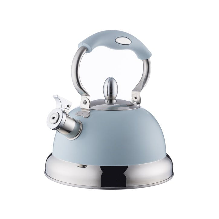 Living Stove Top Kettle, Blue
