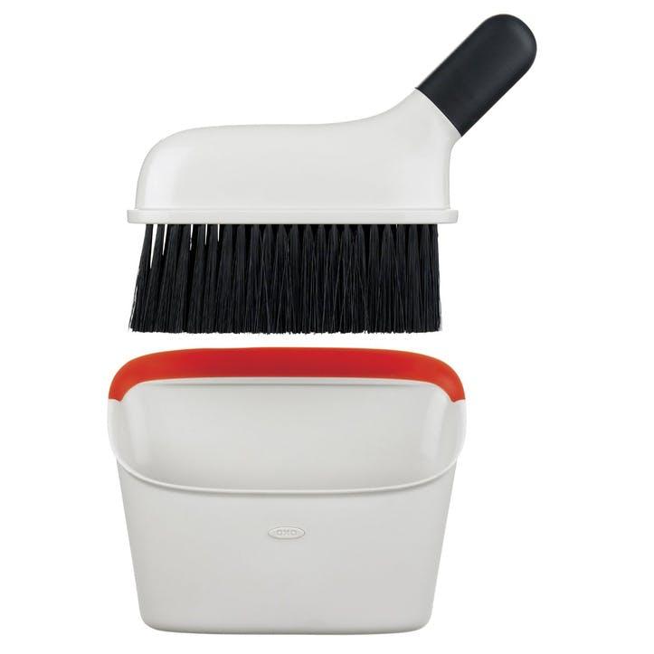 Compact Dustpan & Brush Set