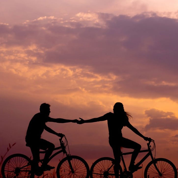 Honeymoon Bike Hire £50